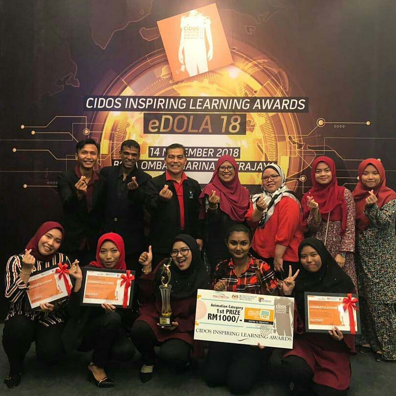 CIDOS INSPIRING LEARNING AWARDS EDOLA 2018
